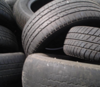Picture of a stack of tyres. Title image for blog post titled: What Type of Writer Are You?