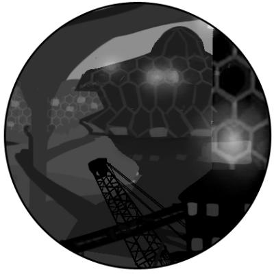 Cornerstone worldbuilding icon