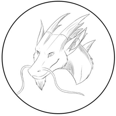 Character No Frills of Grukkal the dragon.