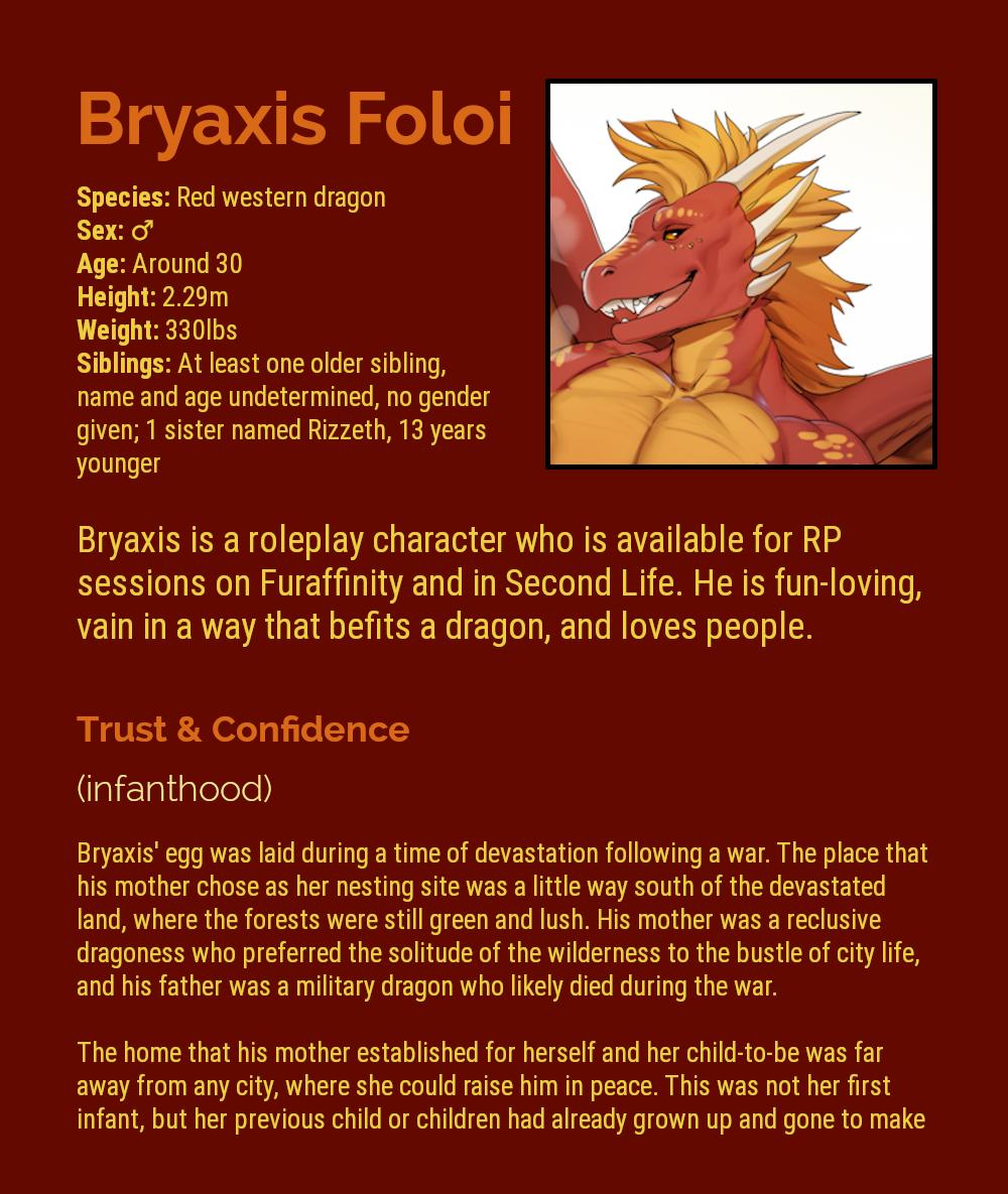 Bryaxis Foloi Infographic Stub