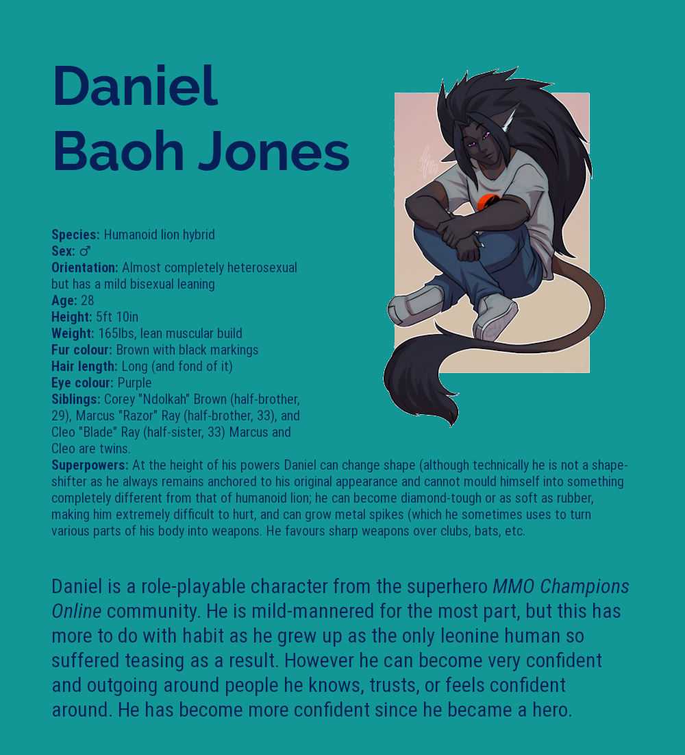 Daniel Baoh Jones Infographic Stub