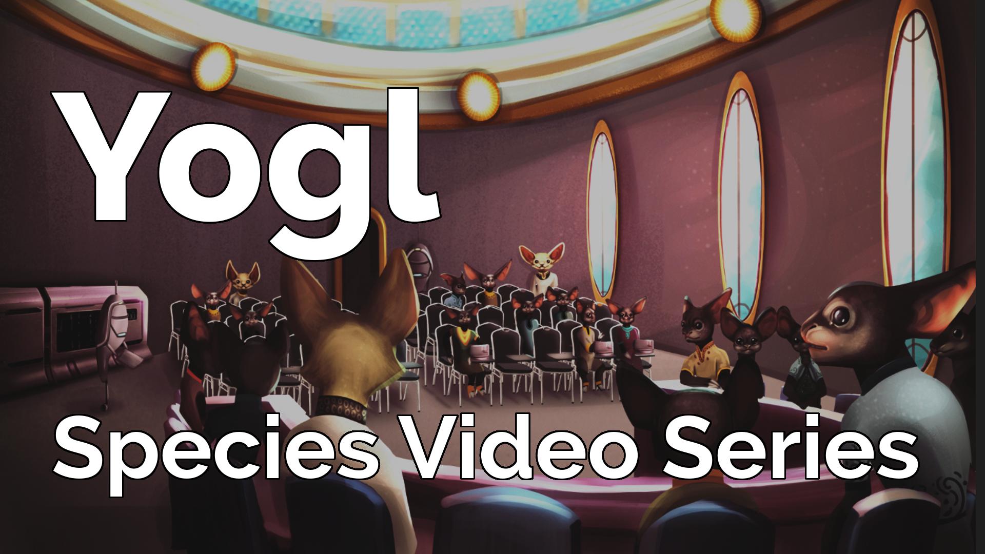 Yogl species video series thumbnail
